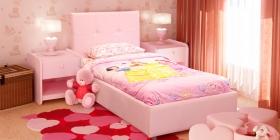 Кровати для детей из ЭКО-кожи