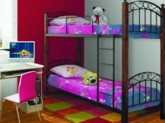 Детские кровати на металлокаркасе