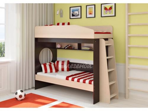 Двухъярусная кровать «Легенда 10.1»
