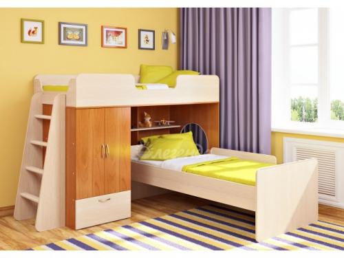 Кровать двухъярусная «Легенда 3.4»