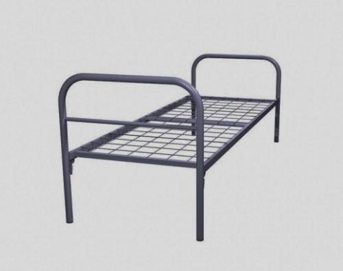 Кровать металлическая Вахта-1.