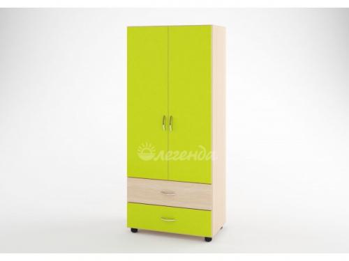 Детский шкаф для одежды «Легенда» Л-01