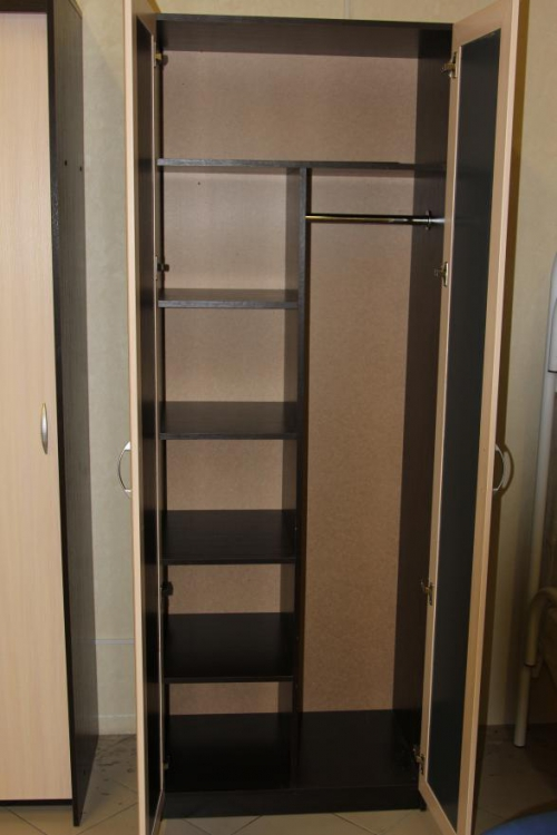 Шкаф распашной ШР-760 МДФ.