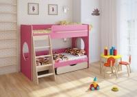 Двухъярусная кровать «Легенда 25.2»