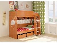 Двухъярусная кровать «Легенда 7.1»