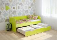 Двухъярусная кровать выдвижная  «Легенда 13.2»