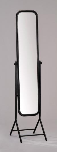 Зеркало напольное металл