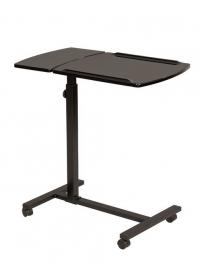 Столик-подставка для ноутбука (черный)