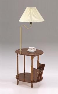 Столик с торшером