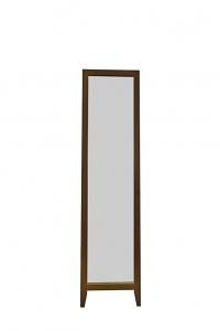 Зеркало напольное орех