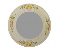 Зеркало круглое «Прованс»