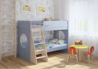 Двухъярусная кровать «Легенда 25.1»