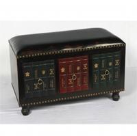 Банкетка с тремя ящиками «Прованс»