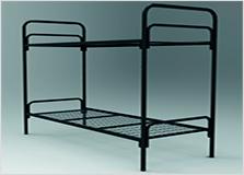 Кровать Вахта-2