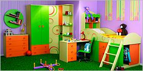 Модульная мебель «Фруттис»