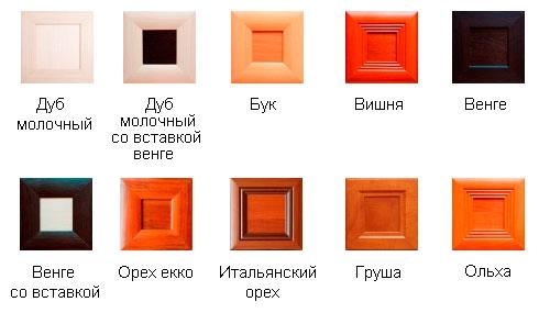 Комод 5-25 с фасадами МДФ