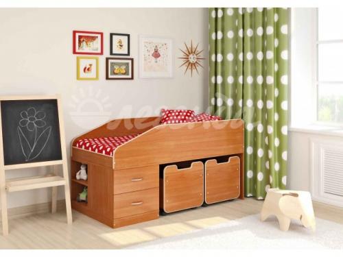 -Кровать «Легенда 8» с ящиками