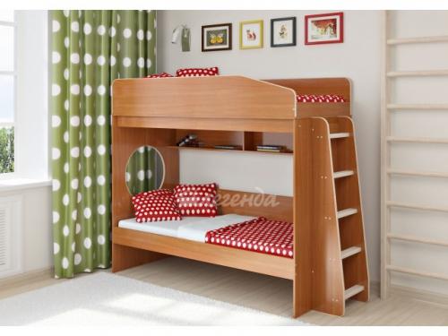 -Двухъярусная кровать «Легенда 10.1».