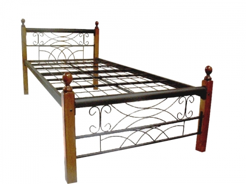 Кровать односпальная 900 х 1900 (2000) мм