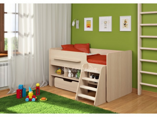 -Кровать «Легенда 6» с ящиком.