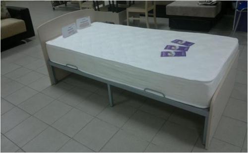 --Кровать Дачная.