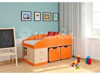 Кровать «Легенда 8» с ящиками