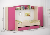 Детская комната «Легенда 20»
