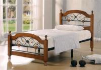 Кровать односпальная 900 x 2000 мм