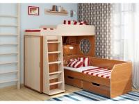 Двухъярусная кровать Дуэт «Легенда 5.4»