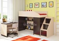 -Кровать «Легенда 11.6» со столом.
