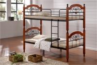 Кровать двухъярусная 900 х 2000 мм