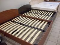 --Кровать «Классик» ЛДСП.