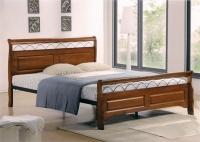 Кровать односпальная 1200 x 2000 мм