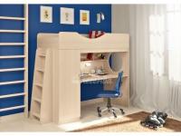 -Кровать-чердак со столом «Легенда 9.1».
