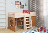 -Кровать со шкафом «Легенда 2.1».