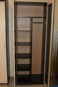 Шкаф распашной ШР-760 ЛДСП.